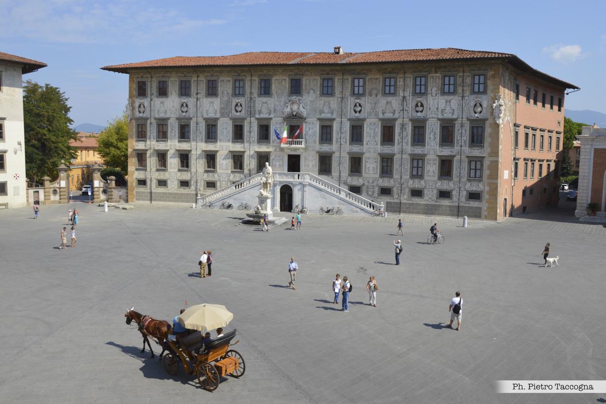 Piazza dei Cavalieri 2014