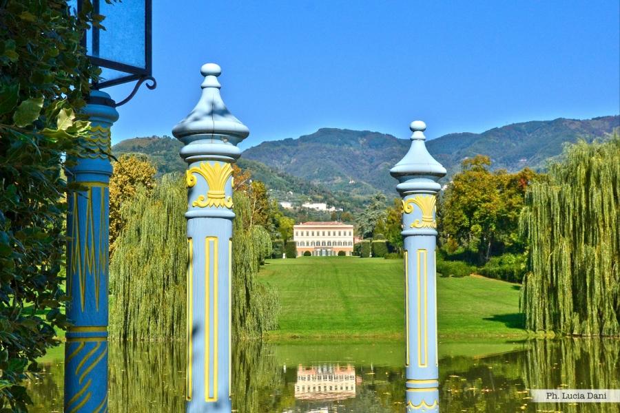 Villa Reale di Marlia - residenza di Elisa Bonaparte